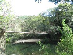 Puente Colgante         www.geoffburras.com