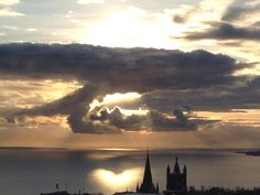 Keep calm and <3 Lausanne. Picture: Zorica.