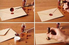 DIY Alphabet Wax Seal Stamp by CollarTips on Etsy, $20.00