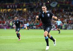 Top pics as Andy fires for England - Liverpool FC