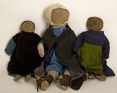 Lancaster County Amish Rag Dolls