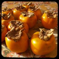 healthy fruits and vegetables to eat daily persimmons fruit