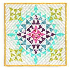 Cotton + Steel Mini Quilt Swap — Cotton + Steel Fabrics