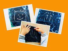 PUERTAS A LA IMAGINACIÓN: Pizarra mágica ( Educación Infantil )