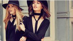 How to Wear: Skinny Scarves