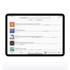Search by topic - iPadOS 13 Tips and Tricks for iPad - Apple Support Baked Eggplant Recipes, Whale Migration, Cabbage And Sausage, Apple Support, Ipad, Sayings, Search, Words, Research