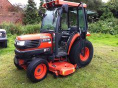kubota b6000 tractor factory service repair manual pdf