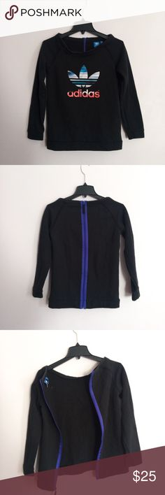 Adidas sweater Warm and cozy sweater Worn only once adidas Sweaters Crew & Scoop Necks