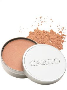 """""""This bronzer has lasted me through long sessions of hot yoga and a summer nights out on the town. I love that they give you a generous amount for such a great price.""""Cargo Water Resistant Bronzer"""