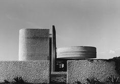 Villa La Saracena di Luigi Moretti a Santa Marinella (Roma), 1953-57