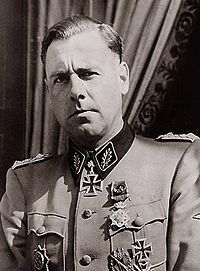 Waffen SS Brigdeführer Fritz Witt-NSDAP #816,769/SS #21,518-Commands 12th SS Panzer Division Hitlerjugend-7/1/1943,Witt promoted SS-Oberführer,& officially given command of the Hitlerjugend division-This unique Waffen SS Panzer Division was organized oddly, with mostly Hitlerjugend and 1st SS Panzer vets from the eastern front as well the Wehrmacht supplied the Division 50 officers on a permanent basis who still wore their Army uniforms but were officers and served in the 12th SS Panzer…