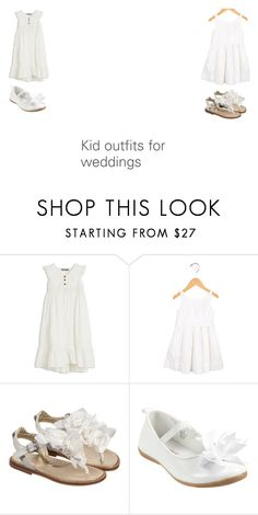 """kid outfits"" by jtbae ❤ liked on Polyvore featuring Ralph Lauren and Monnalisa"