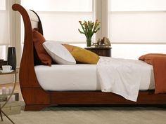 Beautiful platform bed!  Gotta save that money now...