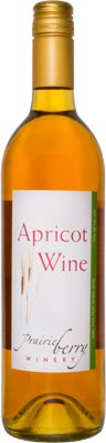 Apricot wine! Yes, it's as good as it sounds. $16