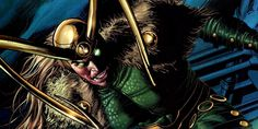 Loki Laufeyson has created all manner of mischief throughout the Universe and he's done it in many forms. Whether appearing as man, woman, or child, Thor's brother has found a way to wreak havoc and he's done it in style. Loki wields the power of a god, making him more than a match for the Sorcerer Supreme.