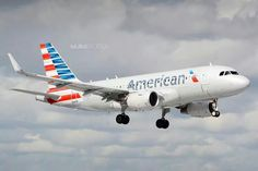 American Airlines Airbus A319-115
