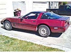 1986 CHEVROLET CORVETTE   Emeryville CA
