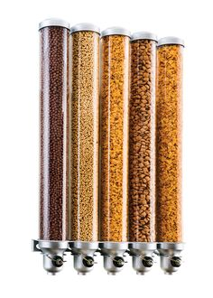Item: 3618-5-39FF Wall Mount Bulk Cereal Dispenser