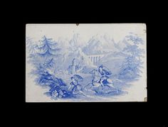 LavishShoestring.com | Hannibal Crossing the Alps        Object:        Tile      Place of origin:        Stockton-on-Tees (city), England (made)      Date:        ca.1830 (made)      Artist/Maker:        William Smith & Co. (makers)      Materials and Techniques:        Earthenware, transfer-printed