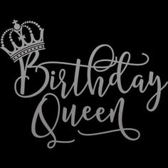Celebrate your birthday like the Queen you are with this silver metallic foil design. **earrings not included. Ladies Fitted Tees AND racerback tanks run very slim fitted as they are junior fitted. We HIGHLY recommend ordering one size up or ordering our relax fit Unisex style for both men and women Items are printed on soft ringspun tees. Designed, Shipped, and Printed in the U.S.A. All shirts are made to order and will ship within 5 - 7 business days. Expedited Shipping Now Available
