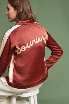 Shop the Souriez Bomber and more Anthropologie at Anthropologie today. Read customer reviews, discover product details and more.
