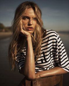 Vogue Netherlands June 2017 Romee Strijd by Jan Welters