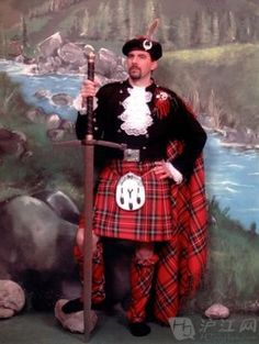 bagpiper kilt | Scottish kilt and bagpipes