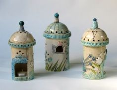 1000+ images about Ceramic boxes on Pinterest | Jars, Vans price ...