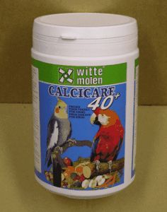 WITTE MOLEN CALCICARE: A complete multivitamin and mineral mix used by many top pheasant breeders.  Used with great success on peacock pheasants.  http://shop.robharvey.com/witte-molen-calcicare-40-vvv151605-1496-p.asp