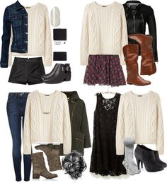 Teen Wolf - Allison Argent Outfit