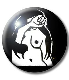 BADGE SPITBOY - badge punk - all our punk buttons 1 € - punk rock hardcore crust - www.la-petroleuse.com