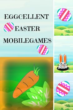 Here we are looking at some fun mobile games that have an eggcelent Easter theme and an engaging way to celebrate the Easter season!