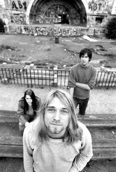 """""""Punk rock should mean freedom, liking and excepting anything that you like. Playing whatever you want. As sloppy as you want. As long as it's good and it has passion.""""  ― Kurt Cobain"""