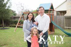 Maddie's Mission Farah, William, Patrick, and Sophie Armstrong Photo by Reinaldo Medina Katy Magazine #katytx #katymagazine #maddiesmission