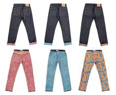 Limited-Edition Graphic Levi's 501 Jeans $98