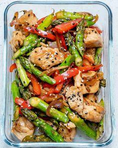 Super-Easy Turkey Stir-Fry for Clean Eating Meal Prep! - Clean Food Crush
