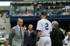 New York Yankees - Joe Torre Day - Yankee Stadium 2014