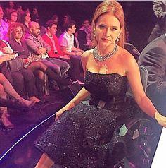 "The Egyptian Actress Nelly Karim was wearing one of GLOW dress at the final prime of ""So You Think You can Dance"" on MTV Lebanon  #elegant #beauty #celebrity #stars #ArabWorld #ArabCelebrities #EgyptianActress #NellyKarim #black #dress #GLOW #firasabouhamdan #FAH #MTV #InstaFashion #fashion #Paris #fashionista #London #abudhabi #dubai #kuwait #lebanon #egypt #Lebanesedesigners #arabartist #soyouthinkyoucandance"