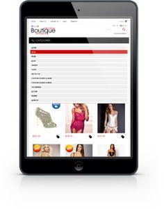 mobil uyumlu e-ticaret paketi