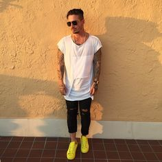 Image result for j balvin orange shirt