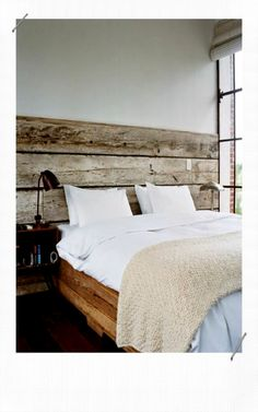 New Room, New Homes, Loft, Room Decor, Bed, Inspiration, House, Furniture, Guest Rooms