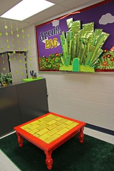 Venspired: 3D Bulletin Board