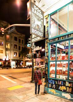 Mission District, San Francisco, California - via Flickr