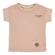 T-Shirt Fussball aus Bio-Baumwolle -product