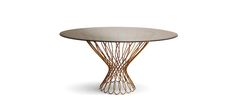 TOP 15 Modern Dining Tables For Your Luxury Home  READ MORE at http://losangeleshomes.eu/home-in-la/top-15-modern-dining-tables-for-your-luxury-home/  #Modern #DiningTables #LuxuryHome