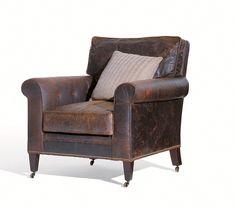 Ralph Lauren Home Redmond club chair, $6,525