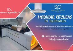 Modular Kitchens in Gurgaon Design Your Kitchen, Design Your Own, Marine Plywood, Quality Cabinets, Interior Designing, Kitchen Styling, Superior Quality, Kitchen Interior, Countertops