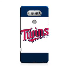 Minnesota Twins Baseball LG V30 3D Case