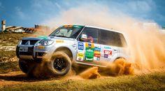 Dunas, mata nativa e muita festa marcam a final do Mitsubishi Motorsports Nordeste
