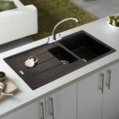 spülbecken aus granit kücheneinrichtung | Esszimmer - Esstisch mit ... | {Spülbecken granit 37}